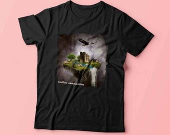 Floating Island - Women's T-shirt I Tee