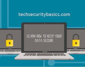TechSecurityBasics - Five Video Scenarios