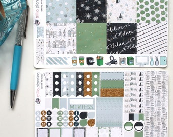 Home for the Holidays - Mini Happy Planner Weekly Kit