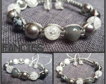 Shamballa bracelet gemstones gems