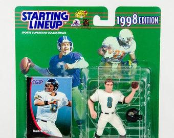 Starting Lineup 1998 NFL Mark Brunell Action Figure Jacksonville Jaguars