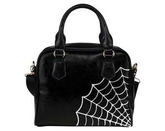Web Purse by GothGoth Co