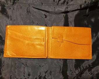 Brown elegant wallet - Leather Made in Italy