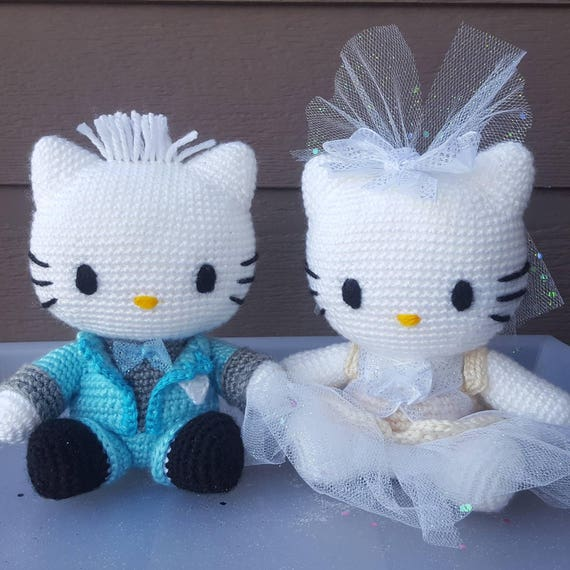 Hello Kitty Dear Daniel Wedding