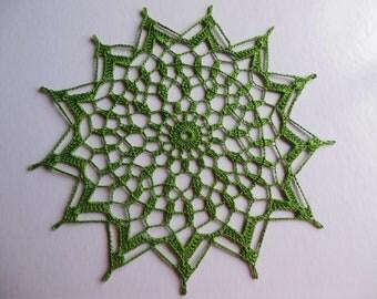 """Doily crochet """"Agnés"""""""