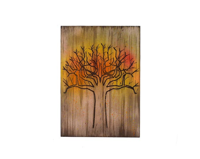 Seasonal Tree Wall Art