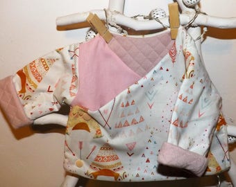 Baby kimono jacket in size 3 months