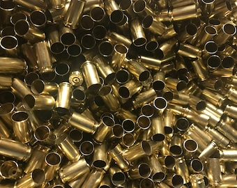 9mm Polished Brass 500 Count