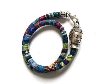 Buddha bracelet - Vegan jewelry