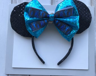 Haunted Mansion Ears. Hitchhiking Ghosts Ears . Mickey Ears Haunted Mansion