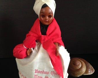 Marie Laveau Doll (Queen of the Voodoos), New Orleans