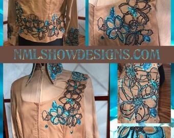 Copper 3/pc Vest Set