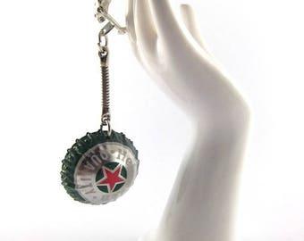 Keychain - bottle cap