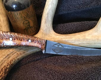 Hand Forged Fillet Knife