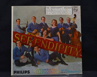 The Serendipity Singers - Serendipity (1964)