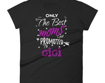 Only The Best Moms Get Promoted To Cigi