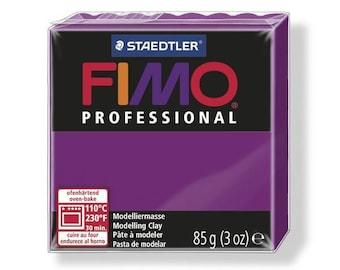 Pâte Fimo 85 g Professional Lilas 8004.6 - Fimo