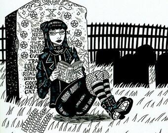 Grave Goth