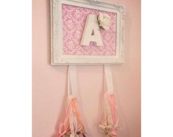Personalised headband holder