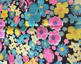 Lilly Pulitzer Floral Printed Fabric