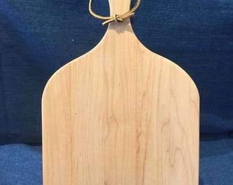 Bread and Cheese Cutting Board