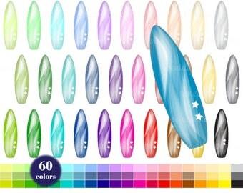 Surfboard Clip Art, Rainbow Clip Art, Surfboard Clipart, Planner Clipart, Colors Surfboards, Surfboard Printable, Digital Clipart