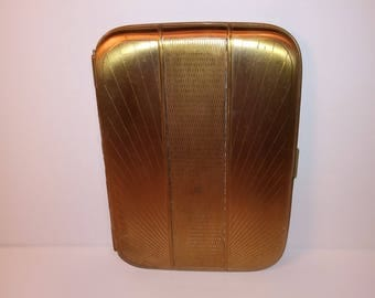 Elgin American Gold Cigarette case
