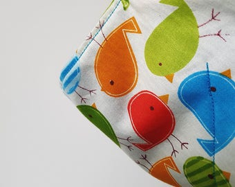 Bright Birds Beehive Hammock