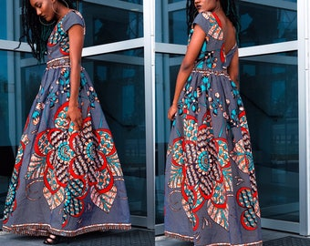 Ankara summer dresses