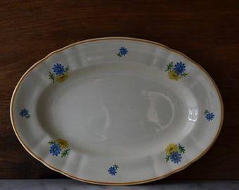 Societé Ceramique Maestricht Oval Scale
