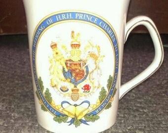 Prince Charles and Lady Diana Spencer mug
