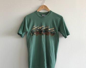 80s 90s Palm Springs California Desert T-Shirt Small