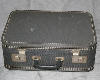 Vintage Suitcase / Wanderlust / Travel Decor