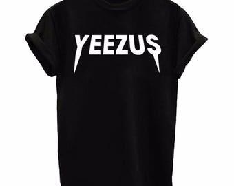 Yeezus, Kanye West, Yeezy, Tumblr Shirt, Hipster, Grunge, Instagram,