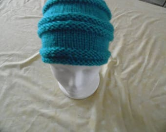 Teens or adults to fancy stitch Hat