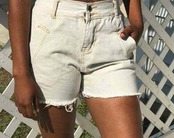Jean Cut- Off Shorts
