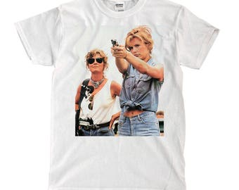 Thelma And Louise - White Shirt - Ships Fast! High Quality!