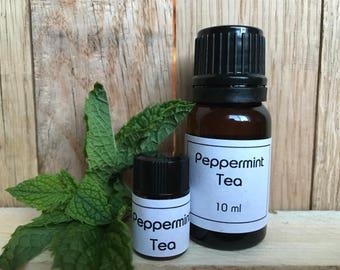 Peppermint Tea Diffuser Blend