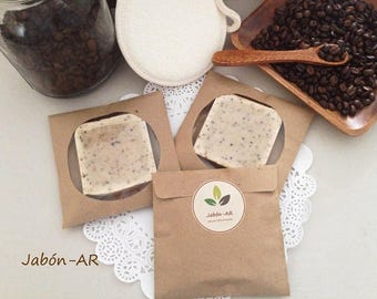 Coffee 100% natural SOAP