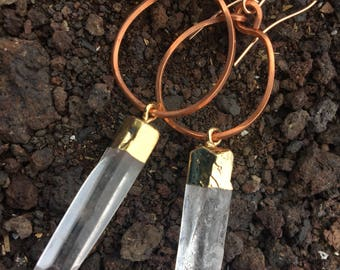 Copper & Quartz