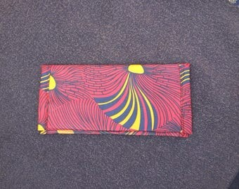 Elegant Red African purse