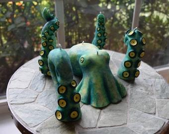 Mr. Green Octopus