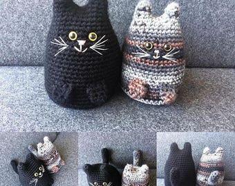 Custom Crochet Kitty