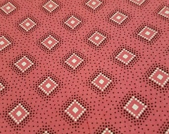 Shweshwe fabric, African Fabric, quilting,material, handcrafts, 100% cotton, Ethnic fabric