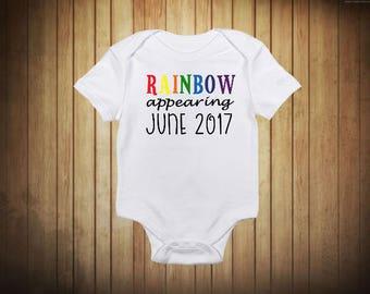 Rainbow Baby Onesie (Customized)