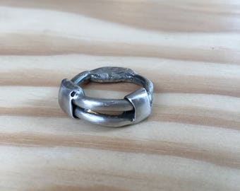 Mini Bangle Wrap Ring