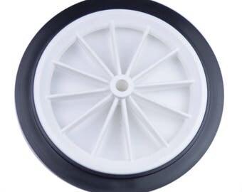 Plastic Moulded Spoke Wheels 160mm