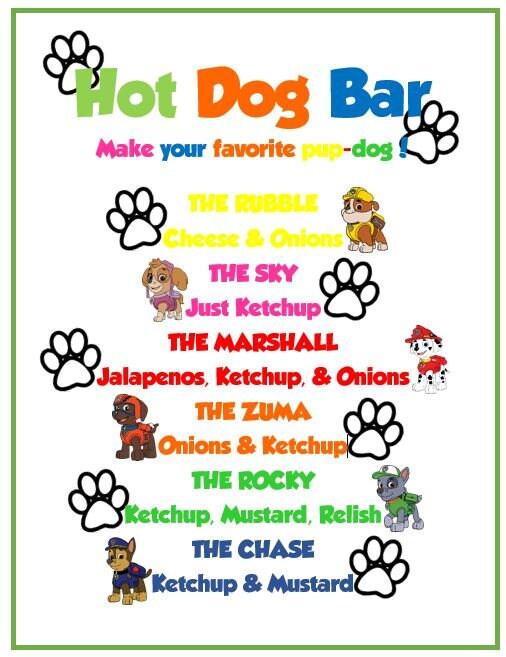 Juniors Hot Dogs