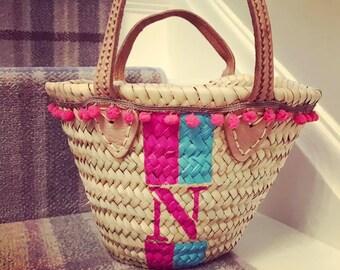 Mini Children's French Basket