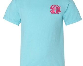 Monogram Comfort Color T-Shirt